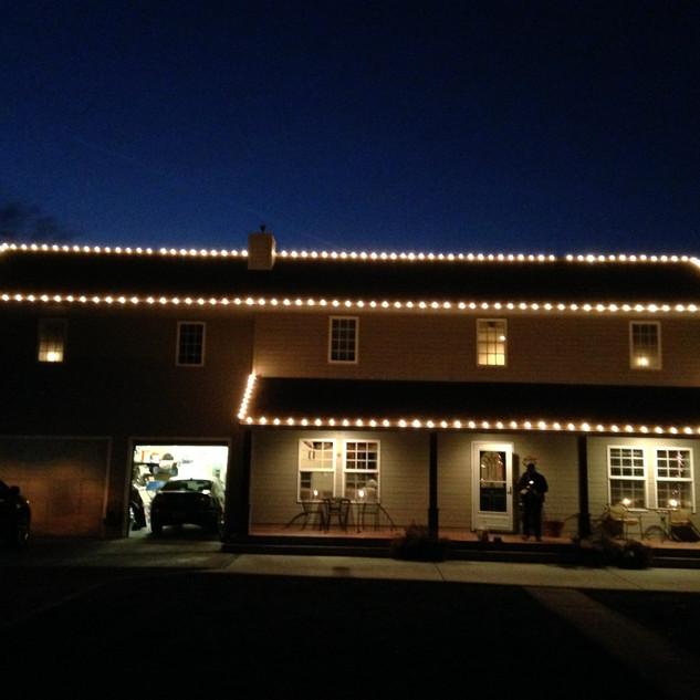 Holiday decorations, Kennewick WA