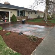 Mulch installl, Kennewick WA