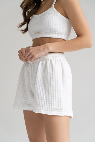 Quilted Beach Shorts