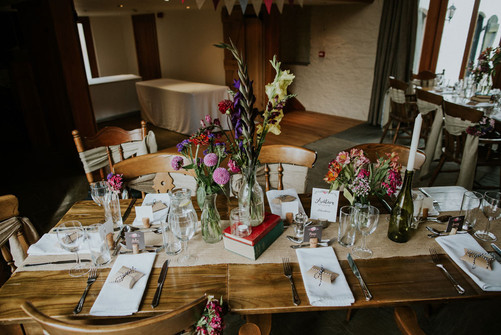 Rustic Table Decor Package
