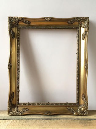 Small Gilt Frame - £3 to hire