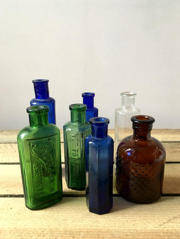 Example Small Bottles