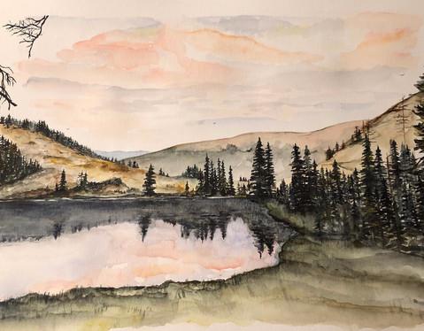 Colorado Lake -SOLD