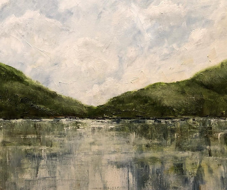 Calm Reflection - SOLD