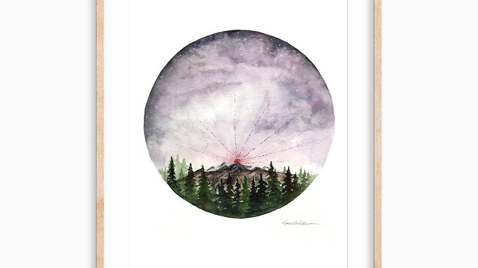 Music Mountain Circle