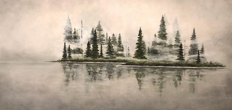 Misty Pines - SOLD