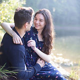 Lovers in Nature