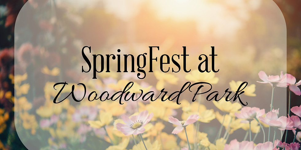 SpringFest at Woodward Park