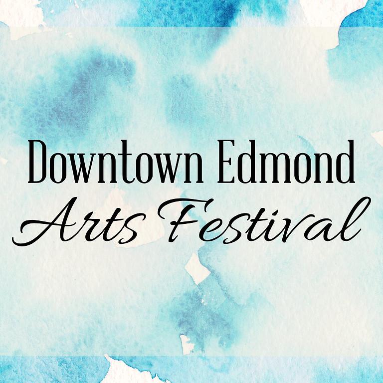 Downtown Edmond Arts Festival