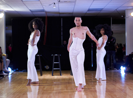 Showing Out: Black Choreographers - January 17-18