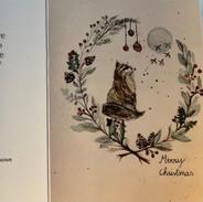 Alewa Ecovillage Christmas Cards
