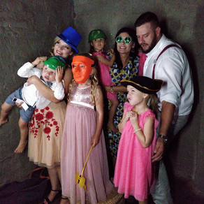 Photo Booth Hire for Weddings and Engagement Parties