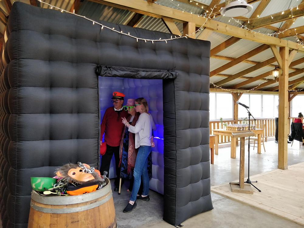 inflatable photo booth johannesburg