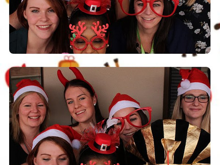 Christmas Photo Booth in Johannesburg