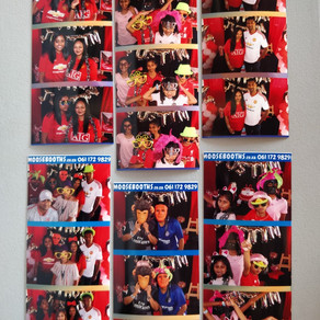 Alberton Photo Booth Rental 40th Birthday Party