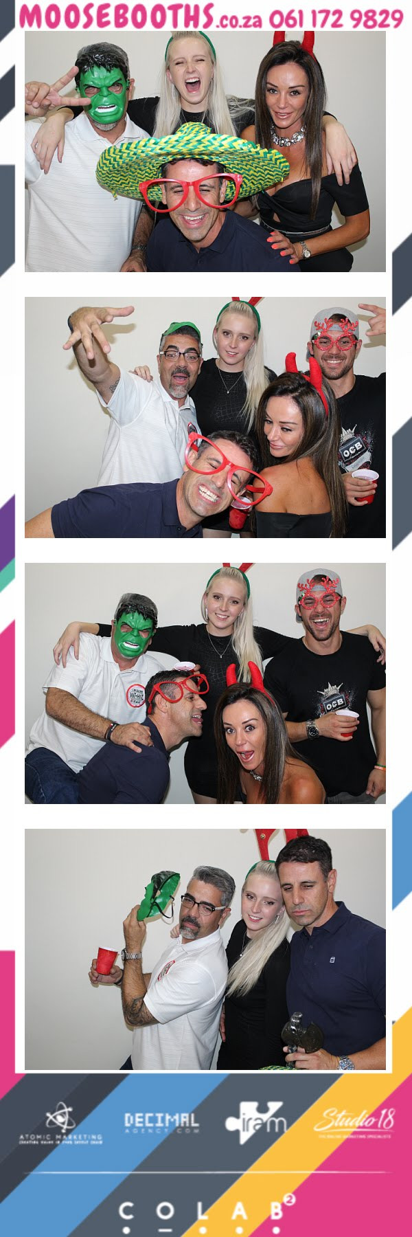 bedfordview photo booth