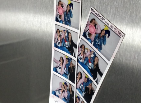 13th Birthday Selfie Photo Booth in Bedfordview