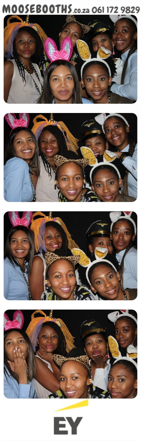 corporate photo booth hire Sandton