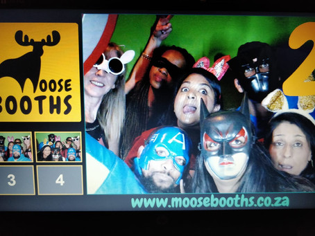 Superhero Sandton Photo Booth Hire