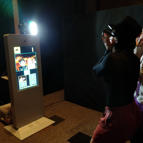 Photo Booths For A Good Cause in Sandton