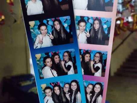 Party Photo Booth Rental in Bedfordview