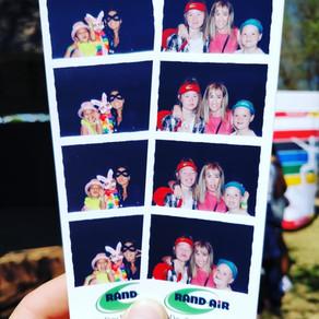 Family Photo Booth Fun in Alberton