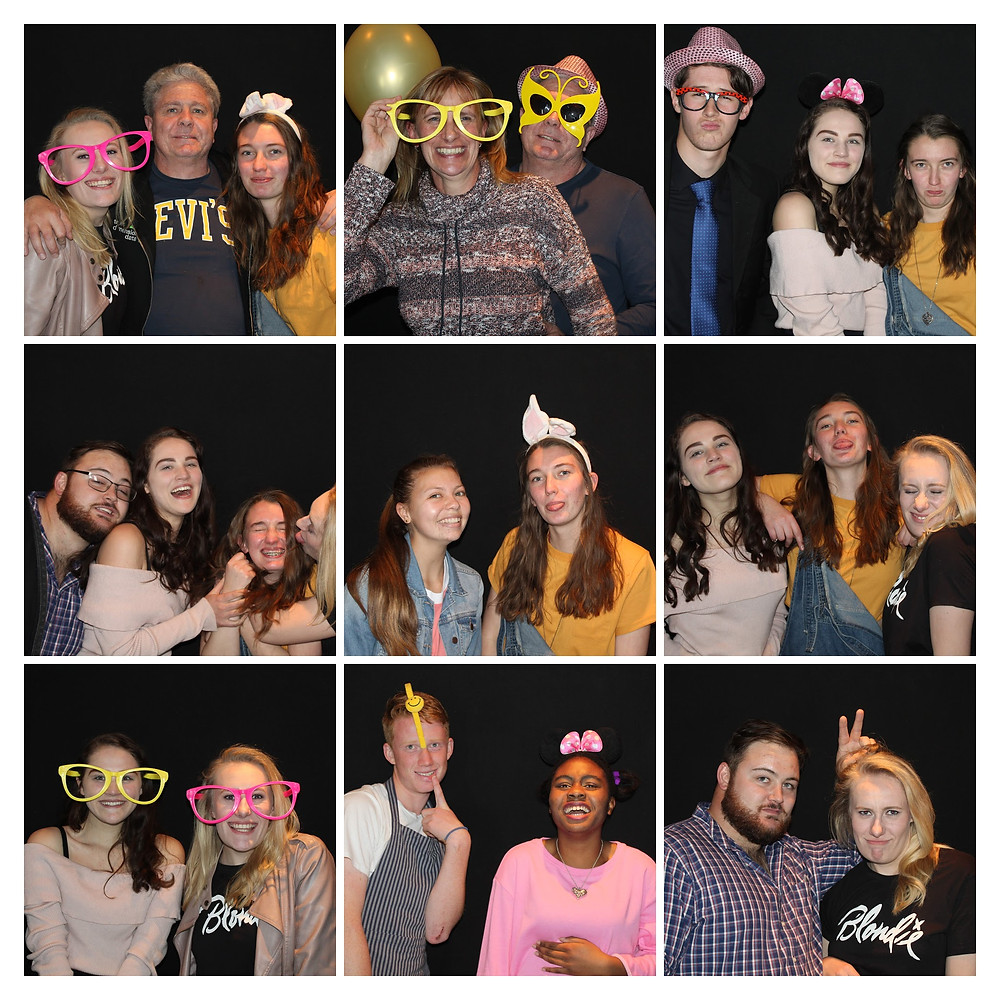 photo booth collage benoni