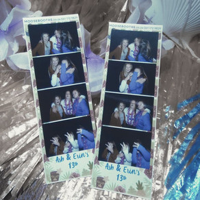 Birthday Party Photo Booth in Honeydew