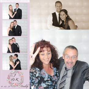 Photo Booth Rental A-Z: W is for Weddings