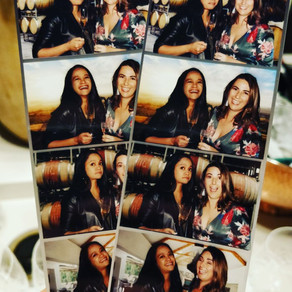 Wining and Dining with a Photo Booth