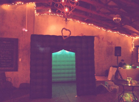 Green Screen Inflatable Photo Booth in Pretoria