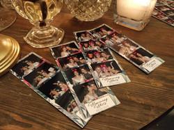 wedding photo strips