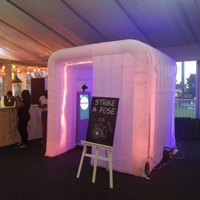 Photo Booth Rental A-Z: J is for Johannesburg