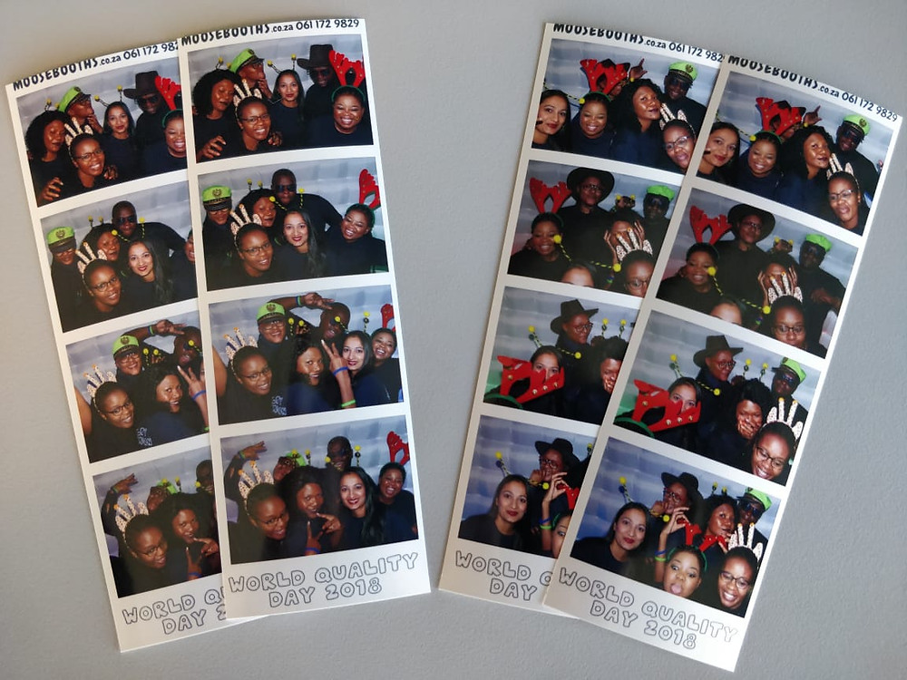year end photo booth