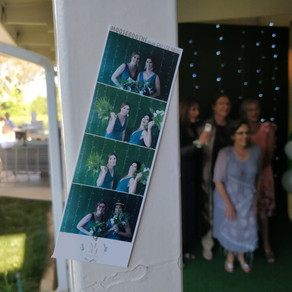 Fun wedding photo booth rental in Benoni