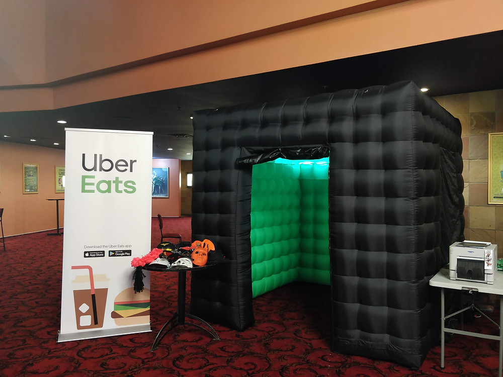 johannesburg inflatable photo booth rental