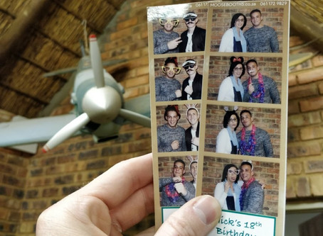 Photo Booth In The South Of Johannesburg
