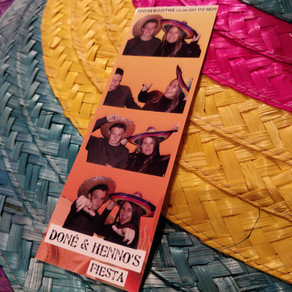 A Mexican Photo Booth in Johannesburg