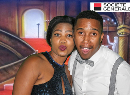 Sandton's Great Gatsby Photo Booth