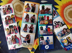 theme photo booth