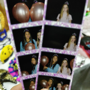 Birthdays Are Better With Photo Booths