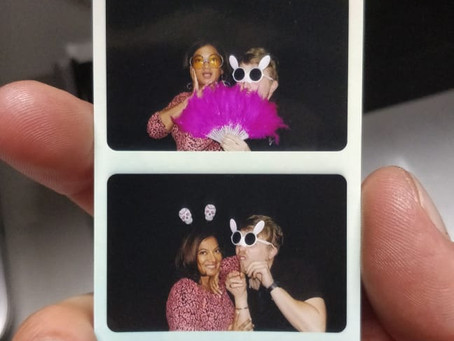 Affordable Year End Photo Booth Hire