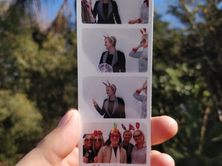Women Rockin' in Photo Booths