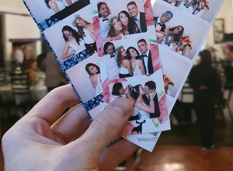 Photo Booth Rental A-Z: L is for Let Go