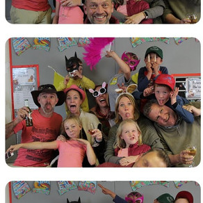 Parkview Celebrates 60 Years in a Photo Booth
