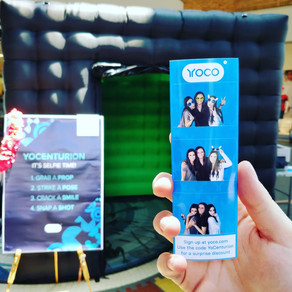 Photo Booth Hire Activation in Centurion