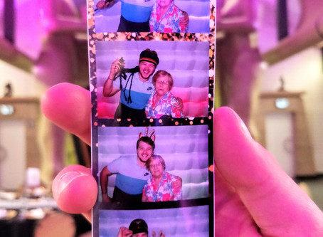 Anniversary and Birthday Photo Booth in Johannesburg