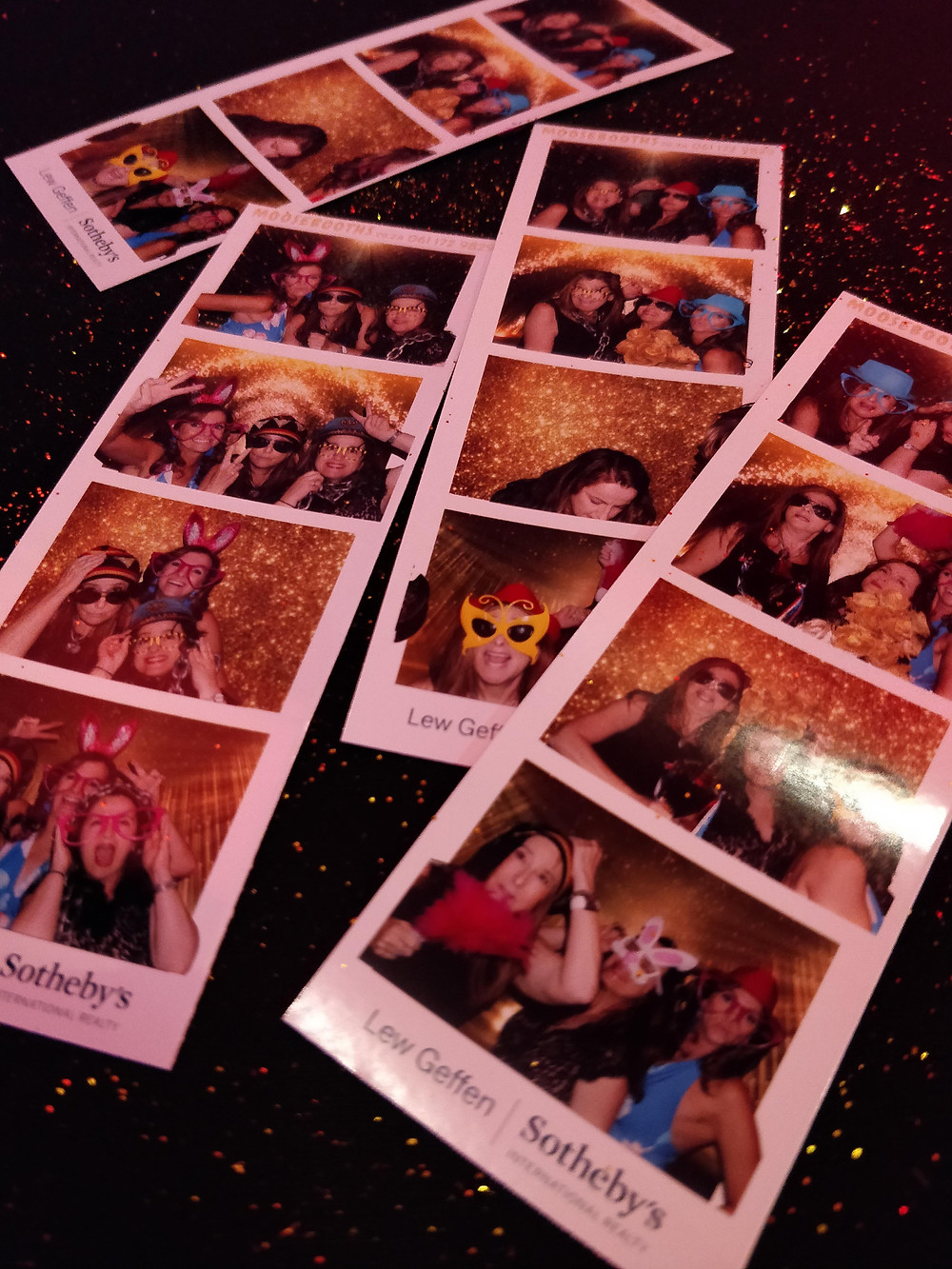 photo booth awards gold