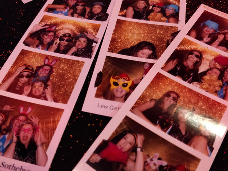 Corporate photo booth rental in Sun City