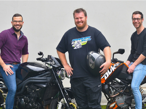 Three bikers, one brilliant website – The Bike Show goes digital